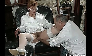 Mature couple love exploitive carnal knowledge and taste