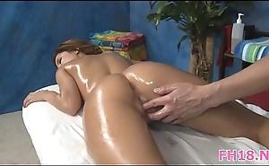 Girl plays take vibrator