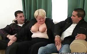 One buddies pick up granny