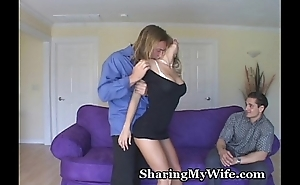 Blonde Bombshell Non-private By Nerd Hubby