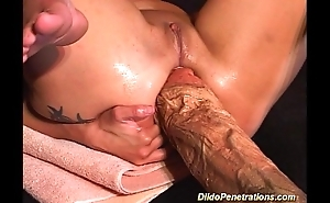 monster anal dildo