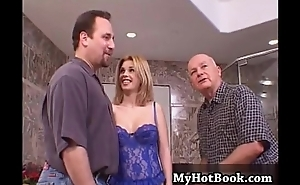 Kitty Johnson is a MILF with outstanding tits Will not hear of