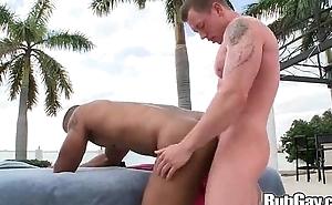 Rubgay Rosy Interracial Massage