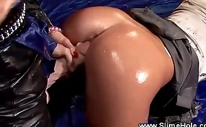 Horny babes shafting up strapons with the addition of cant get suited