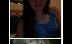 """Omegle Fun(skype for girls:""""_snytsn""""_)"""