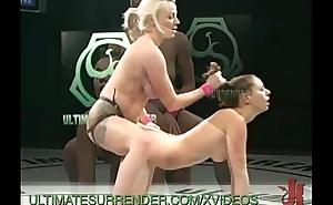Wrestling for landed gentry