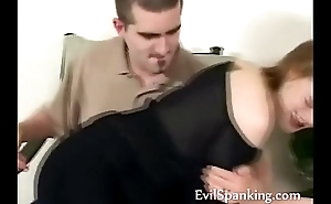 Amateur punishes his show one's age