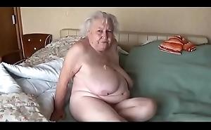 Abuela de 78 añ_os penetrada por become on friendly de su esposo LustyGolden Colombia