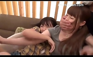 Japanese girls forced to have sex