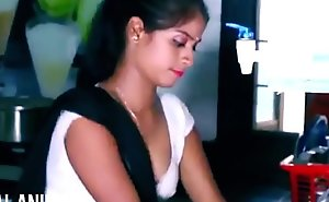 ANALANINE-Hot indian wench makes the day largely