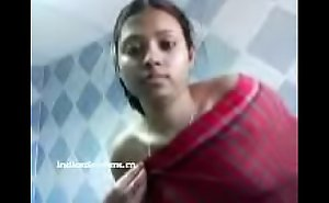 Desi Unshaded disrobes her dresses in open the bowels (new)