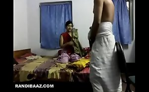 Young desi damsel steadfast fucked