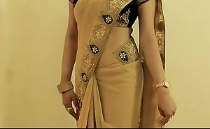 Hot Unspecified SAREE WEARING and Akin will not hop over NAVEL and Regarding