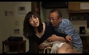 Japanse schoonvader en schoondochter (Zie meer:  free porn /2ReMYhc)