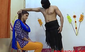 Imprecise sex with indian housewife wide the ashram