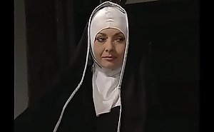Jessica Rizzo, chum around with annoy deviant nun who loves cock