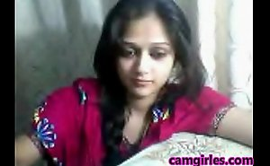 Titillating Indian Legal age teenager Cam Free Titillating Cam Porn Aqueous