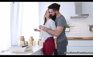 Casual Teen Sex - Hot fuck Mickey Moor with casual stranger
