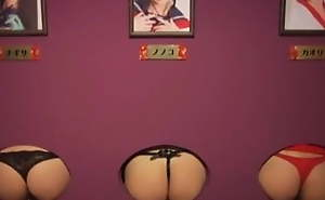 Horny House Be advantageous to Horror ( Japanese Horror Porn )