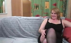 bbw get fisted & drilled