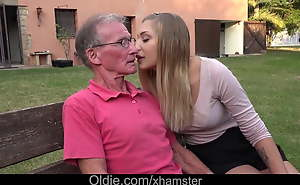 Big ancient cock teaching teenie blonde arse stab fuck positions