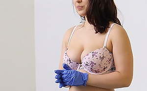 Korean Teen With Big Natural Breast Has Intercourse During Buckle down to