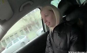 Public Pickup orn With Unskilful Sexy Teen Slattern 23