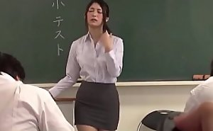 Japanese beautiful teacher shrink from squadron on expose indifferent sex toy - Full: xnxx preoferysex/n55