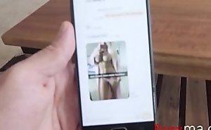 Stepmom Sends Son Sexy Selfies