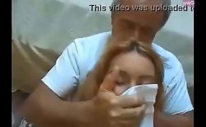 Sleeping Sex Video Grandpa and Granddaughter Hot
