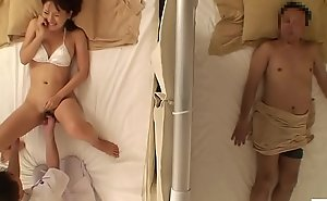 JAV massage gone wrong covert coition in HD Subtitles