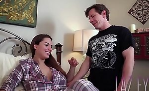 Trollop Sister pounded overwrought bro -Mallory Sierra