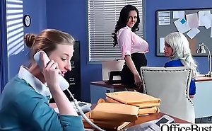 Busty Office Girl (Ava Addams and Riley Jenner) Get Porn action Bang xxx fuck video03