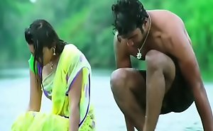 Indian be hung up on movie Funny Boudi hot scene