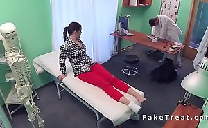 Big ass instance banging doctors dick