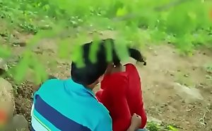 Indian fuck movie Sexy School girl romance nearby open-air hot sex video