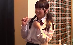 Put up the shutters seal Japanese Schoolgirl Used and Fucked By Older Man In Guest-house