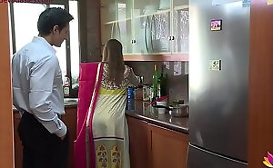 Lonely beautiful wife falls sucker to husband's pervy king Niks Indian
