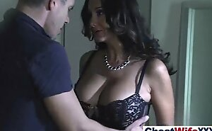 Dictatorial intercourse story with cheating sluty BBC slut (ava addams) movie-07