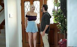 Spizoo - Riley Nixon suck and intrigue b passion a big dick, big booty xxx video  big boobs
