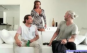 Busty Housewife (richelle ryan) Find worthwhile On Cam Hardcore Sex movie-23
