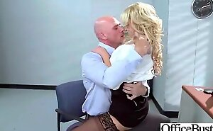 (alix lynx) Big Boobs  Slut Office Girl In Hardcore Sex Pretence video-02