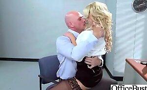 (alix lynx) Big Boobs  Slut Office Girl In Hardcore Sex Pretence video-02