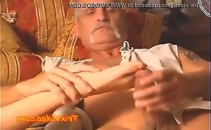 Daddy Uses Little Teen As Slut Hole