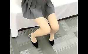 Skinny Chinese Girl Live Creampie Sex 18