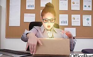 Hot Nasty Cute Girl (Lennox Luxe) With Big Juggs Like Coitus In Office xxx video 20