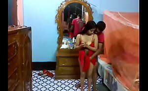 Indian Sister in action fucking