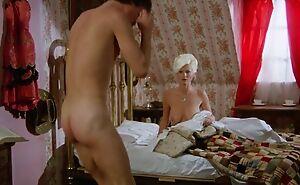 Very careful vintage XXX movie with gorgeous ladies