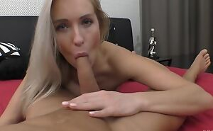 Passionate European babe here natural whoppers acquires nicely fucked