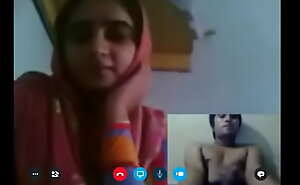 pakistani cam fraud callgirl escape from from lahore chckla family part 9